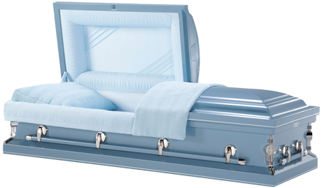 20 Gauge Steel Casket